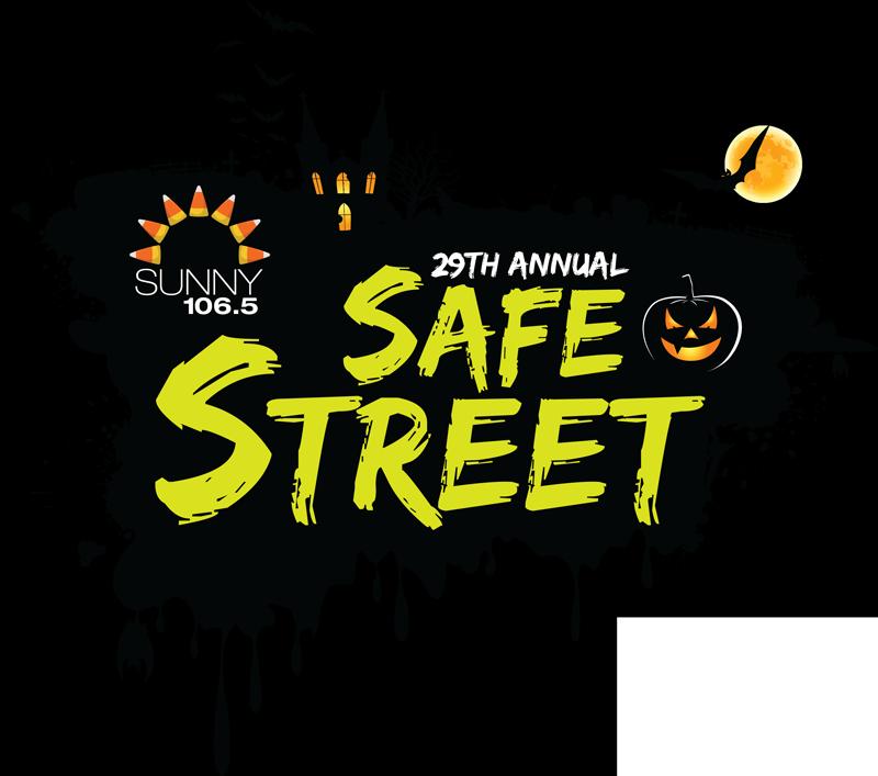 Safe Street Halloween Logo